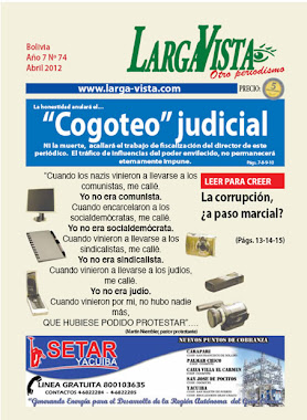 LARGA VISTA Nº 74