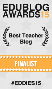 Finalist: Best Teacher Blog