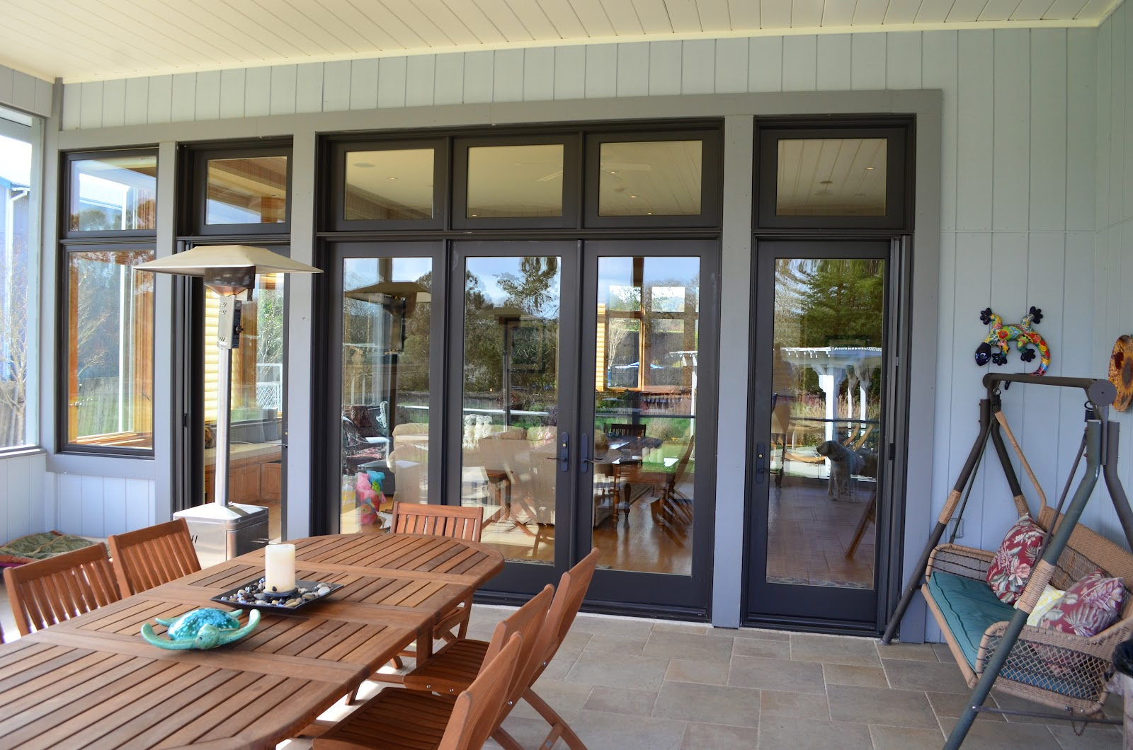 So many options which door do i choose ot glass for Marvin ultimate swinging screen door