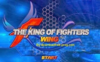 تحميل لعبة king of fighter wing 1.9 2013 حرب الشوارع آخر اصدار