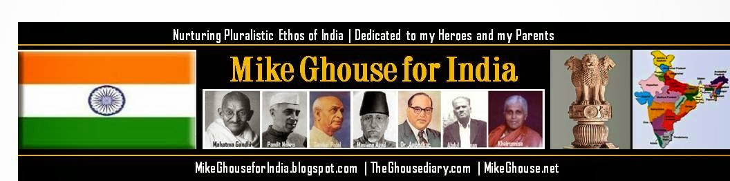 Mike Ghouse for India