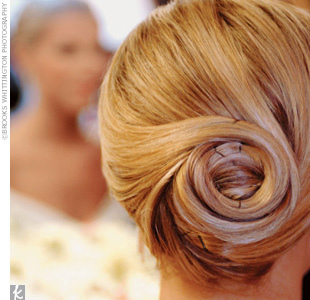 amazing swirl bun