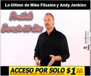 lo ultimo de Mike Filsaine y Andy Jekins