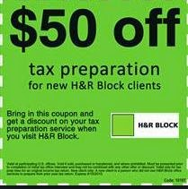 H&r discount coupon