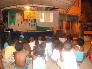 CEPAPA EM AÇÃO - PROJETO CEPAPA NOS BAIRROS ITACARÉ 2012