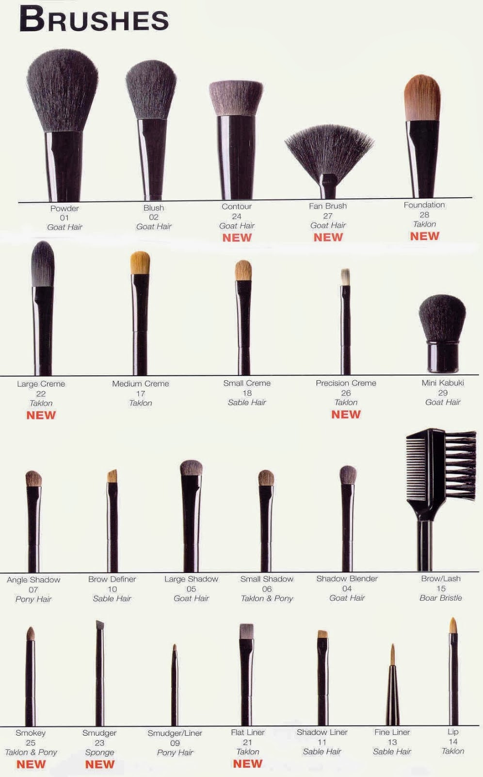 bobbi brown brushes uses. makeup brushes and their uses bobbi brown