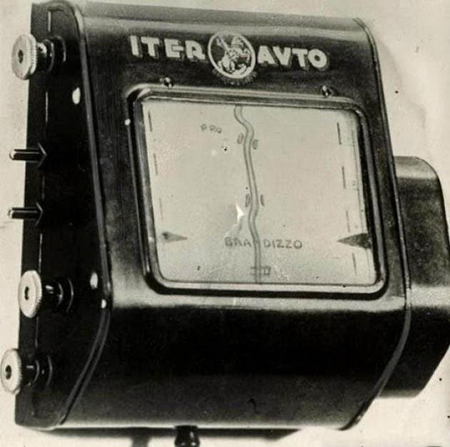 اول جهاز GPS