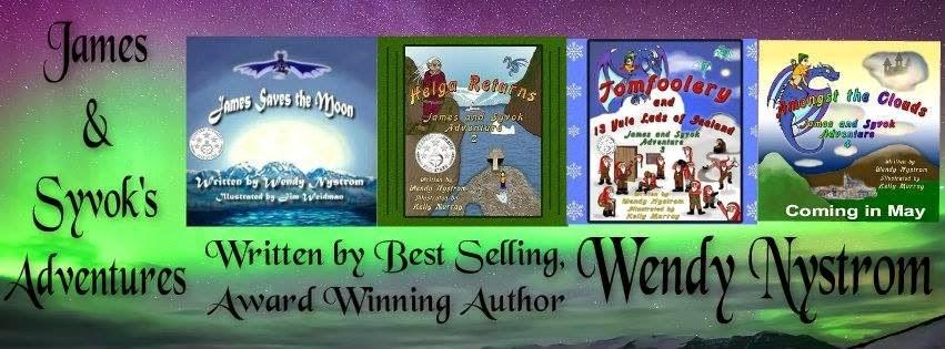 Award Winning Children's Author Wendy Nystrom