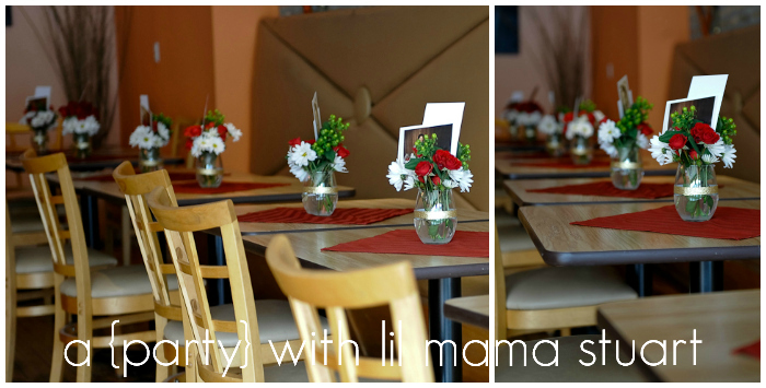 A With Lil Mama Stuart 90th Birthday Party Photo Themed Decorations