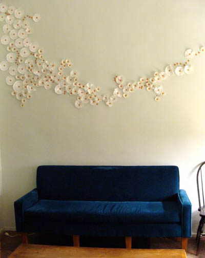 diy wall art | homespun