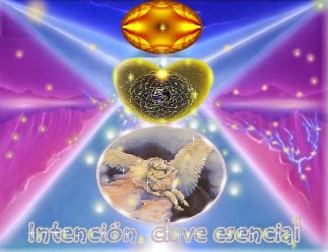 La clave esencial para purificar y sanar está en la intención que convierte a lo que se necesita, para resolver cualquier experiencia sin preocupaciones.