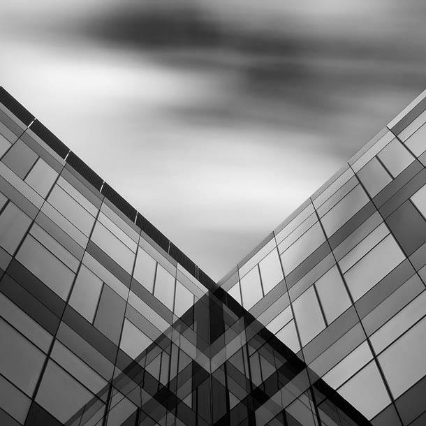 Fotografia a preto e branco - arquitectura - Giles McGarry