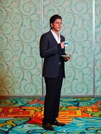 "Shahrukh khan photoshoot for ""The National"" in dubai"