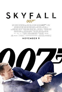 Afiche Skyfall