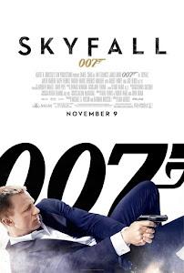 Afiche Skyfall