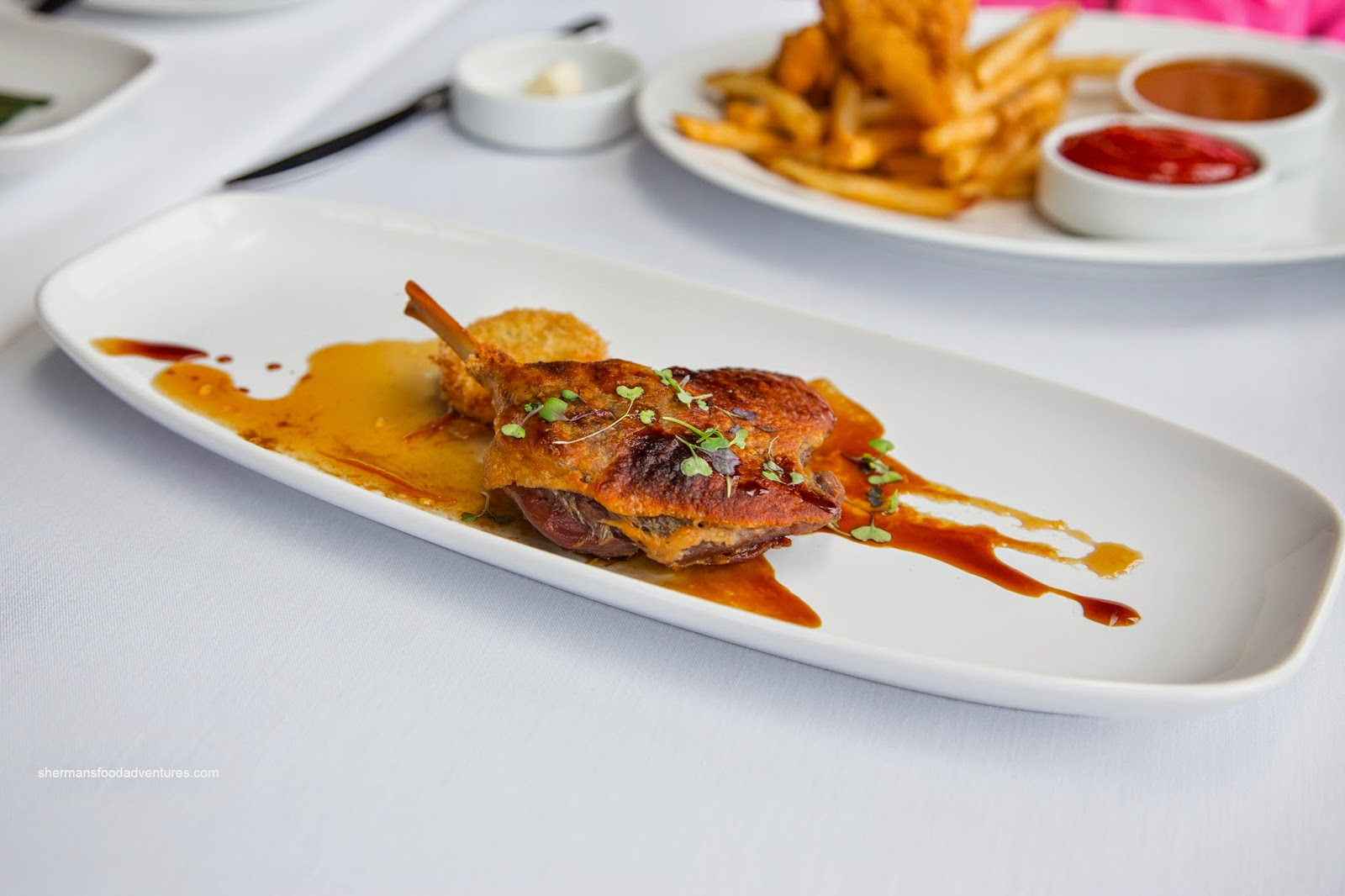 Sherman\'s Food Adventures: Bridges Restaurant