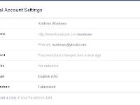 Facebook Bahasa Indonesia - Cara Ganti bahasa di FB