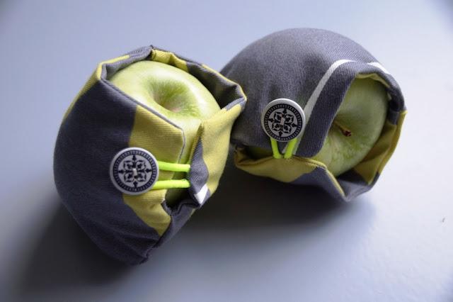 apple pouch, sewn by huisje boompje boefjes
