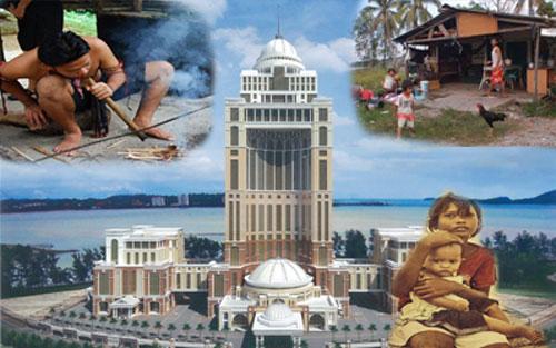 Suara Bebas Tuaran Pusat Pentadbiran Sabah Dalam Siri A Tales Of Two Cities