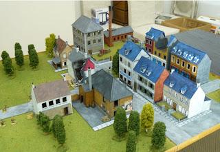 Building Carentan