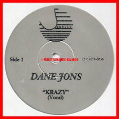 DANE JONS - krazy 198x