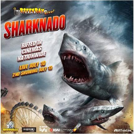 RiffTrax Sharknado