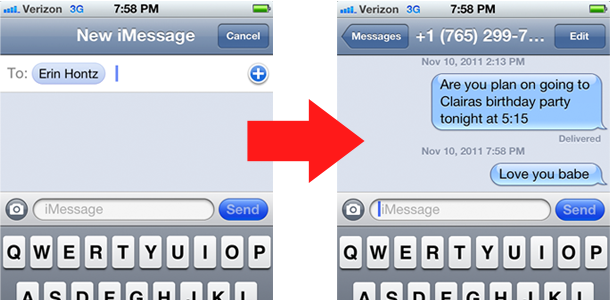 Fix Verizon iPhone 4S Contact Bug Issue On iOS 5.0.1