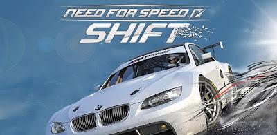aplikasi NEED FOR SPEED Shift untuk android