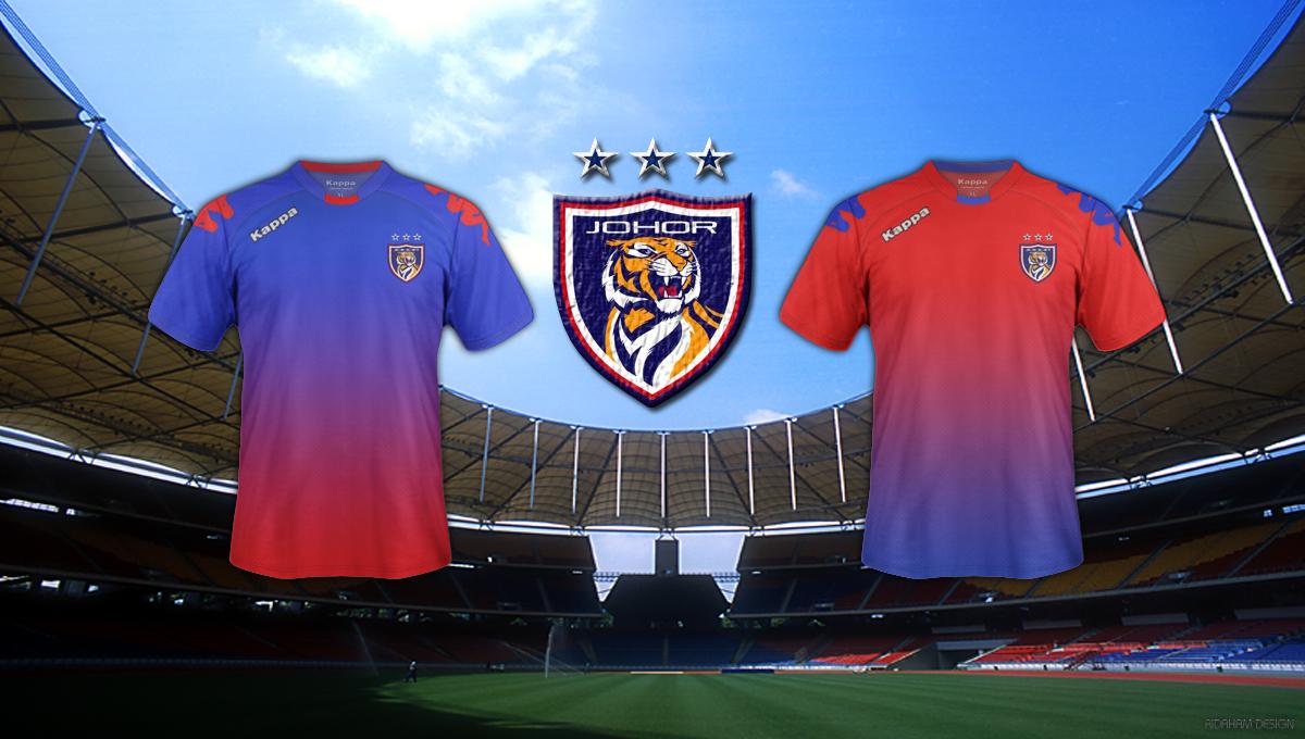 Jersi Darul Takzim FC 2013