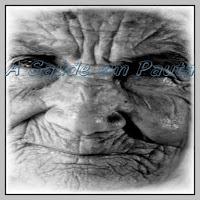 As rugas faciais demonstram o peso da idade
