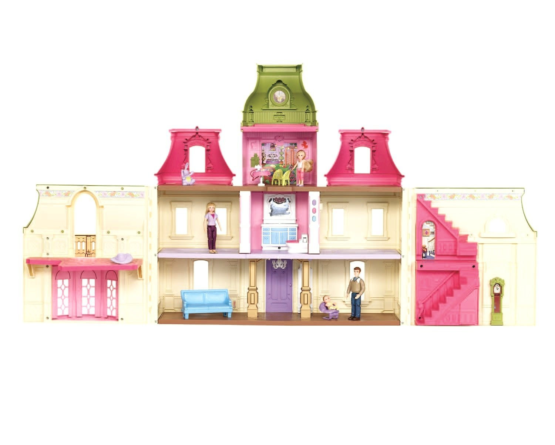 Fisher Price Loving Family Dollhouse Car