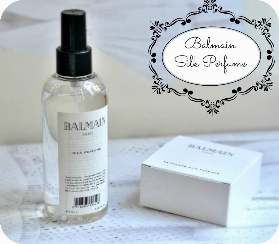 Birkinbagbeauty Balmain Silk Perfume For Hair A Silky Luxury
