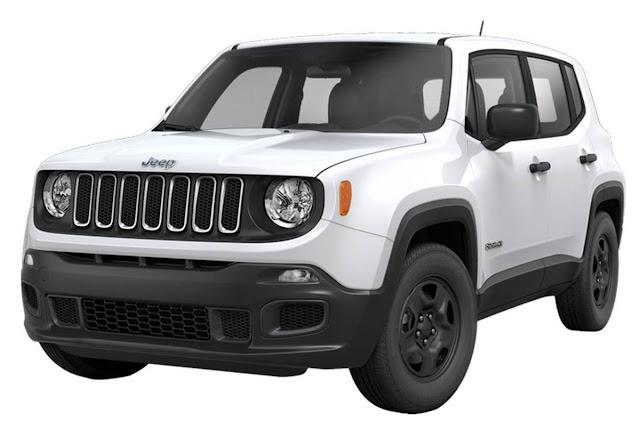 Jeep Renegade 1.8 Flex - versão de acesso a R$ 68.900 reais
