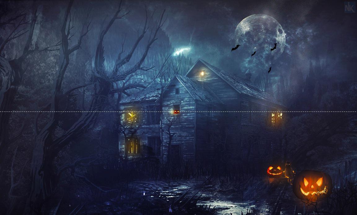 tải ảnh nền halloween 2015