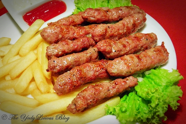 Balkan yugoslavian home cooking yedylicious manila food blog and cevapcici platter php280 forumfinder Choice Image