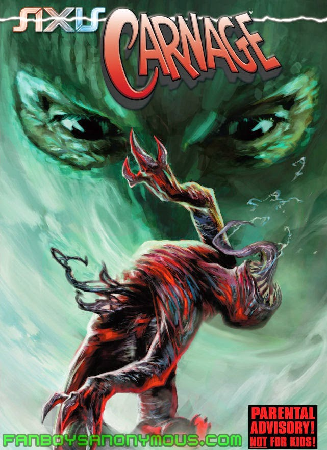 Read AXIS: Carnage digitally on the Marvel Digital Comics Unlimited app for iOS and Android devices