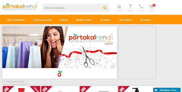 portakal rengi, blog, blogger, dermokozmetik