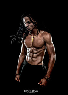 PHOTOS: MR UNIVERSE Nigeria 2013 WINNER (Pius Marcus)