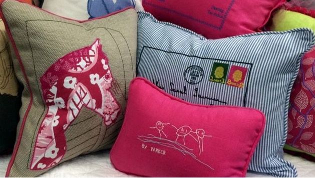 MEMORY PILLOWS - Huger Embroidery