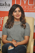 Samantha Glam pics at Pratyusha NGO Event-thumbnail-14