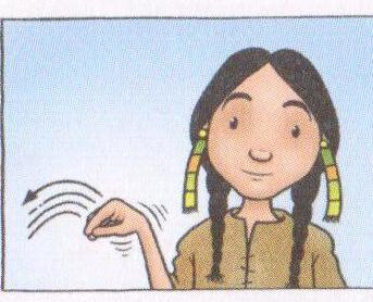 lenguaje de los indios: