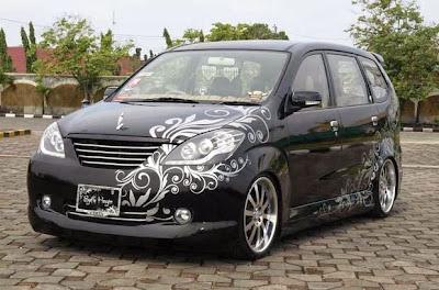 Modified Daihatsu Xenia 2006, Mrs. So Car Champion