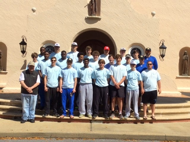 Montgomery Catholic Students Serve Our Community as Part of Lenten Day of Service 3