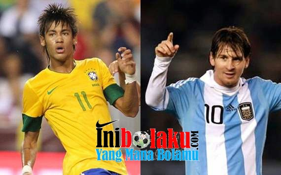 Messi Ingin Menang Melawan Brazil Di Final