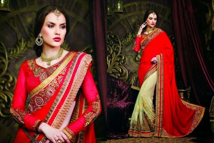 Saheli couture wedding 2015 lehenga collection