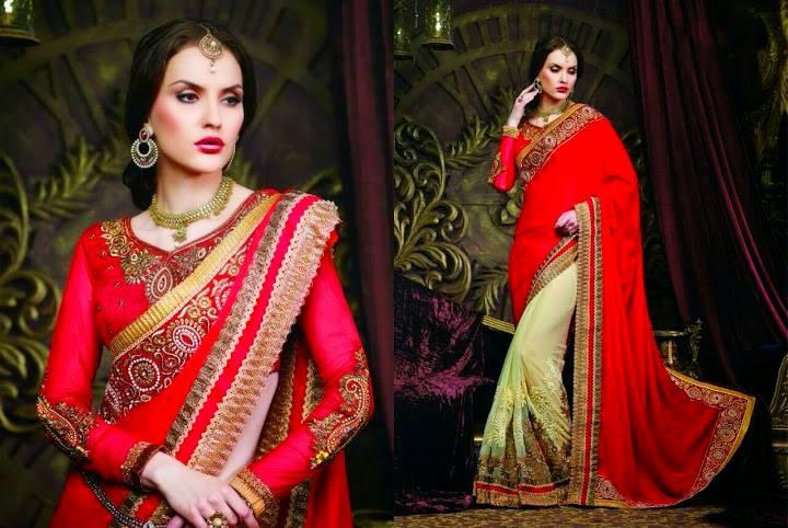 Saheli couture wedding 2015 lehenga collection