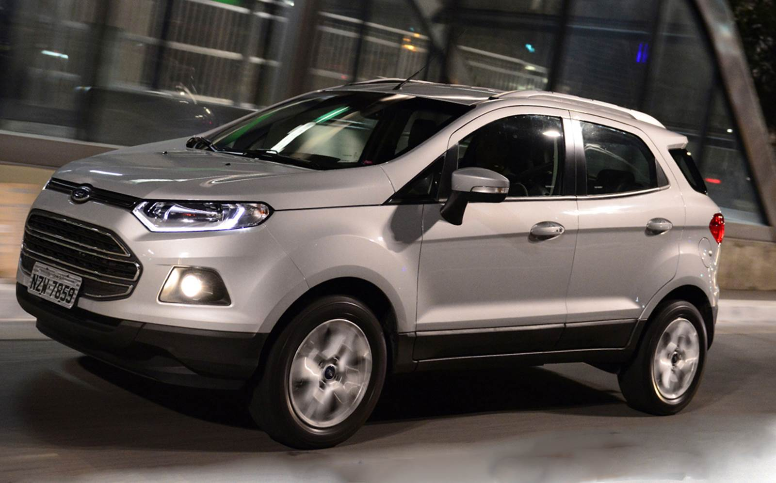 Ford EcoSport - recall