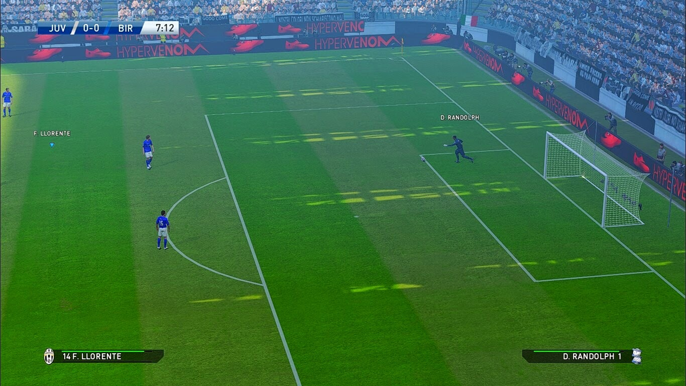 PES 2015 HD Pitch v.3