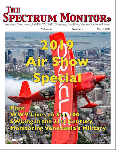 The Spectrum Monitor March 2019