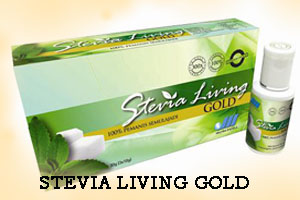 STEVIA LIVING GOLD